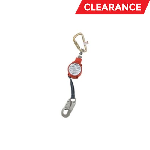 MiniLite Self-Retracting Safety Fall Limiter, 11 ft, 310 lb