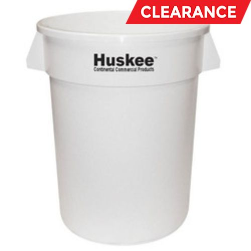 CONTAINER,10 GAL WHT