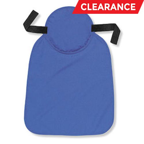 Chill-Its 6717 Evaporative Cooling Hard Hat Pad w/ Neck Shade