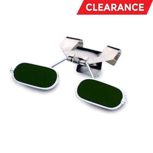 Eyewear Kliplift, Shade 8, Green