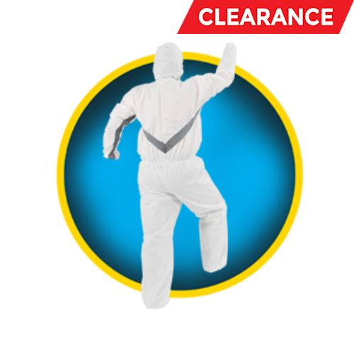 KLEENGUARD* A30 Breathable Splash and Particle Protection Stretch Apparel