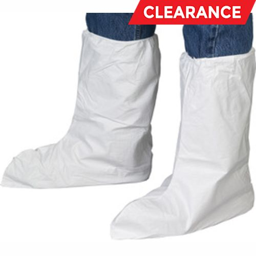"""17"""" high disposable Tyvek Boot Covers"""