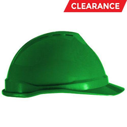 HAT,ADVANCE GREEN 4PT
