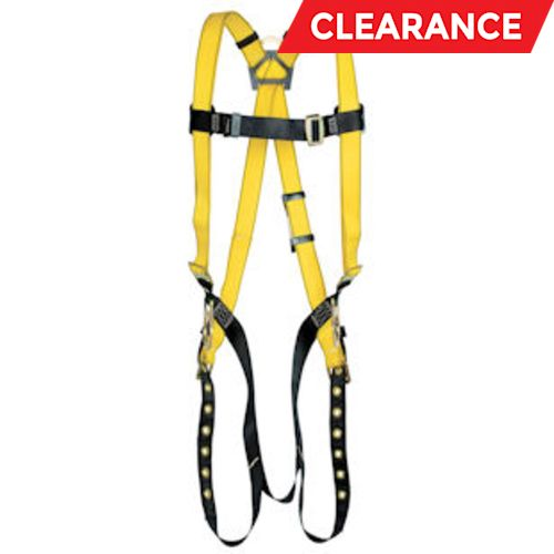 Workman Full-Body Harnesses