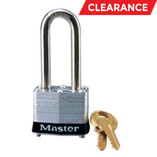 Keyed-Alike Steel Padlock
