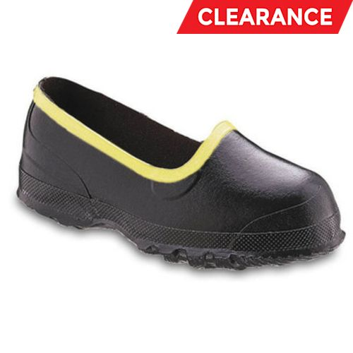 Ranger Overshoe Safety Boot, Size 13, Rubber