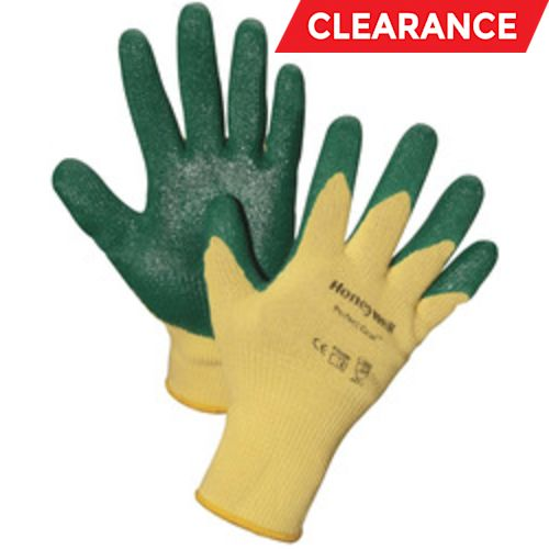 Perfect-Coat Medium Weight Cut Resistant Gloves, Large, Nitrile