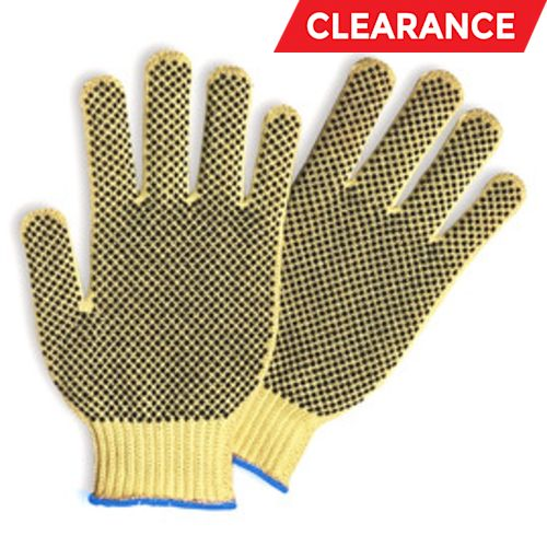 Reversible Cut Resistant Gloves, Ladies, Kevlar/Cotton