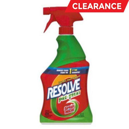 Spray N' Wash, Stain Remover, 22 oz Spray Bottle, 12/Carton