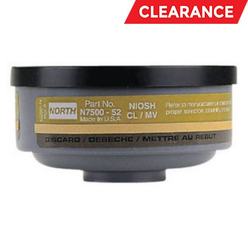RESPIRATOR CARTRIDGE
