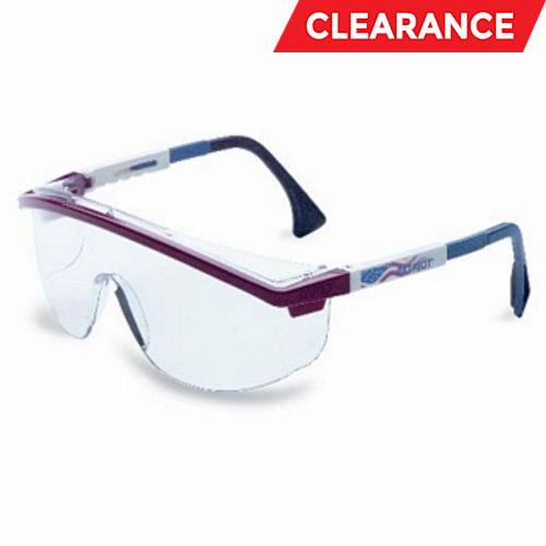 Astrospec Replacement Protective lens, Amber, Polycarbonate