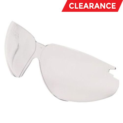 Genesis Replacement Protective lens, Clear, Polycarbonate