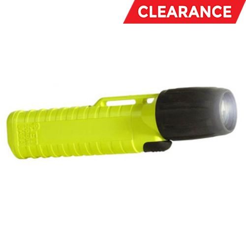 4AA eLED Zoom Front Switch Flashlights