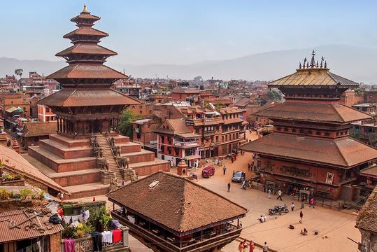 Hire a car and driver in Madhyapur Thimi