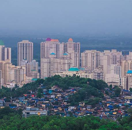 Hire a car and driver in Thane