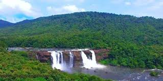 Hire a car and driver in Athirappilly