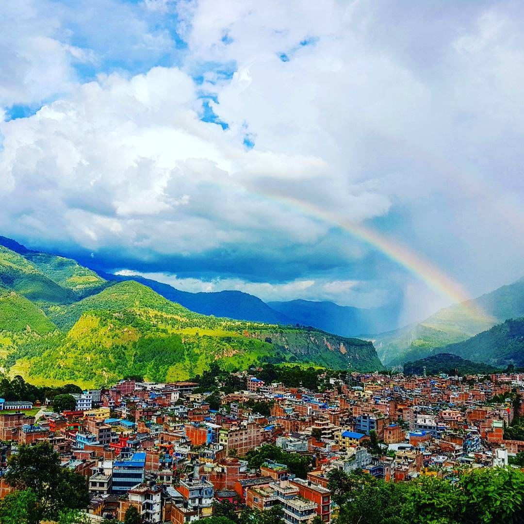 Hire a car and driver in Baglung