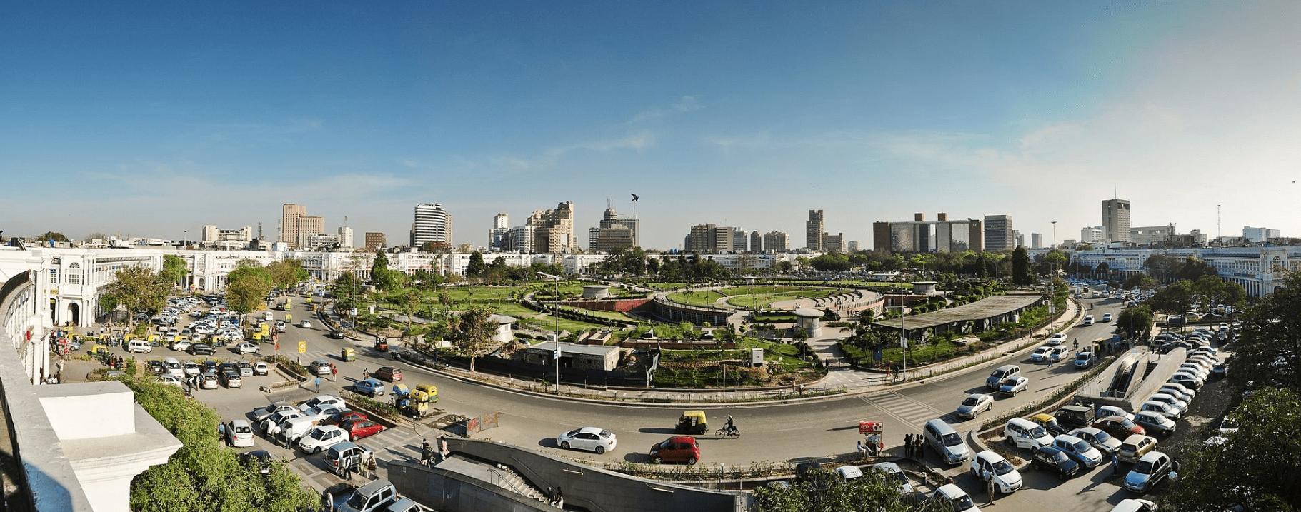 Hire a car and driver in New Delhi