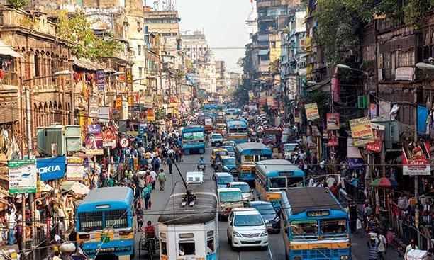 Hire a car and driver in Calcutta