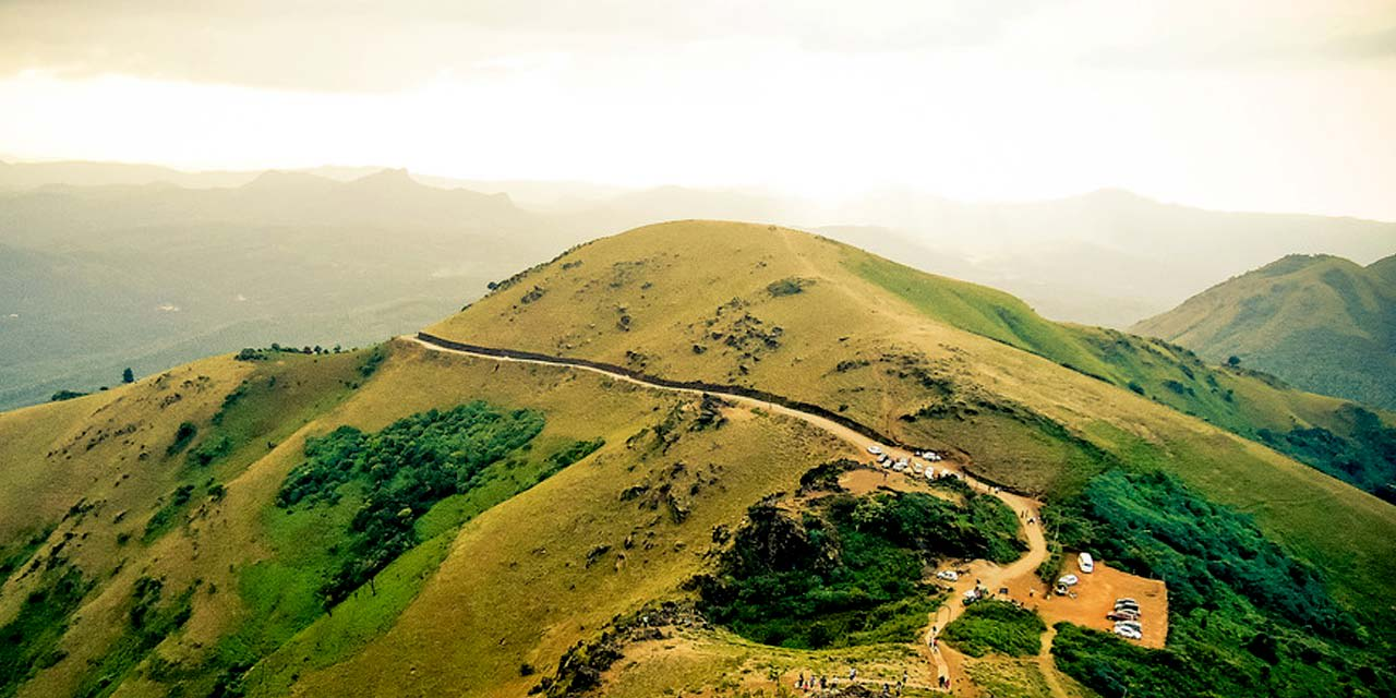 Hire a car and driver in Chikmagalur