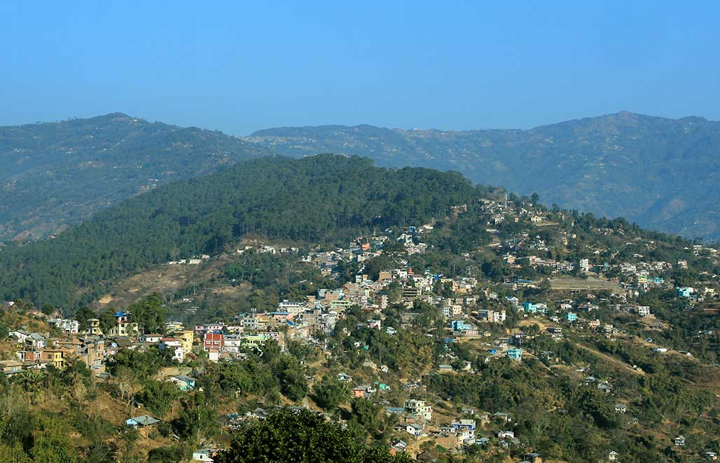 Hire a car and driver in Dhankutta