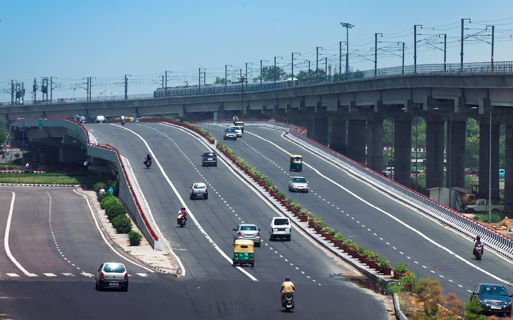 Hire a car and driver in Faridabad