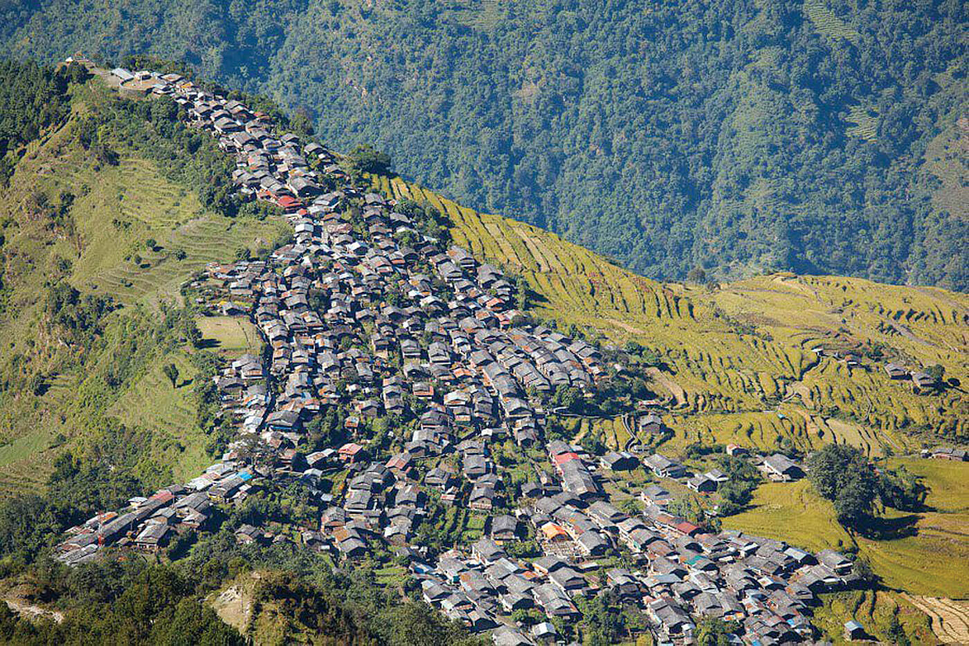 Hire a car and driver in Gorkha