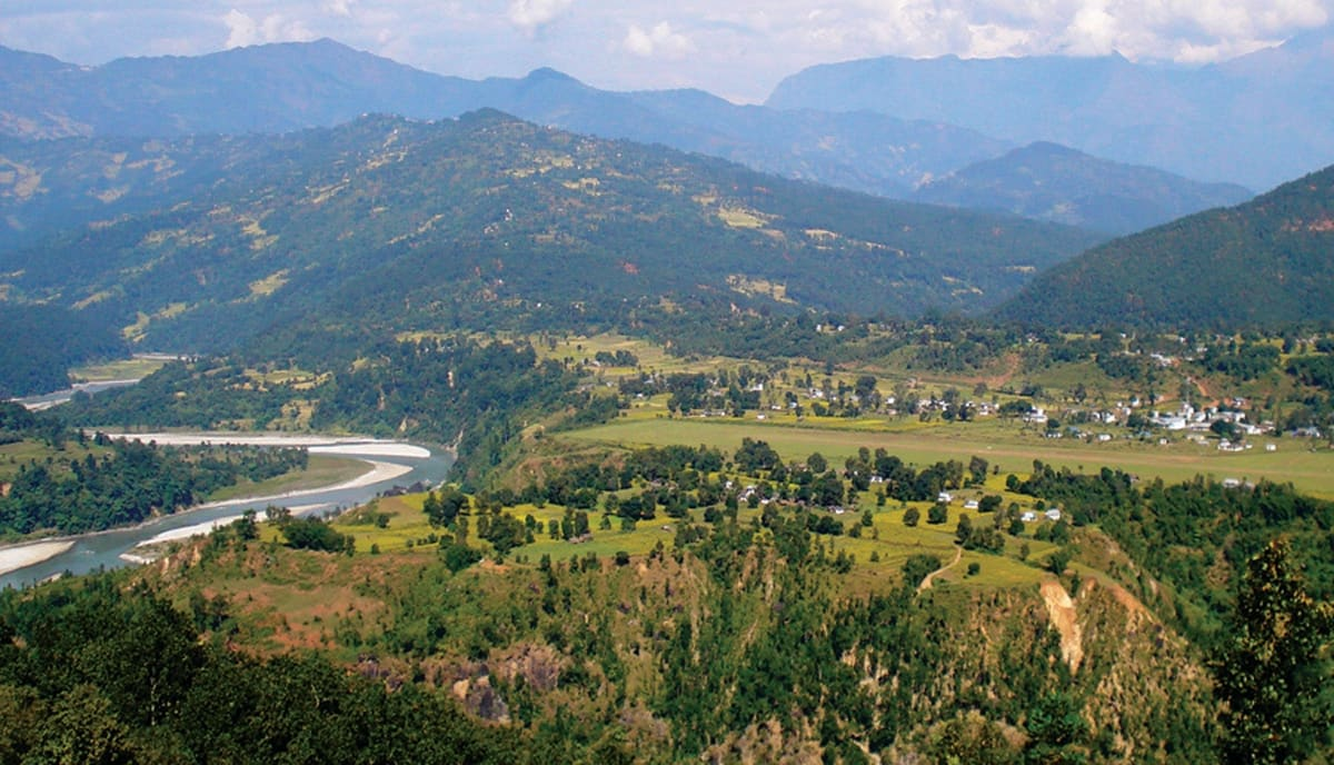 Hire a car and driver in Khanbari
