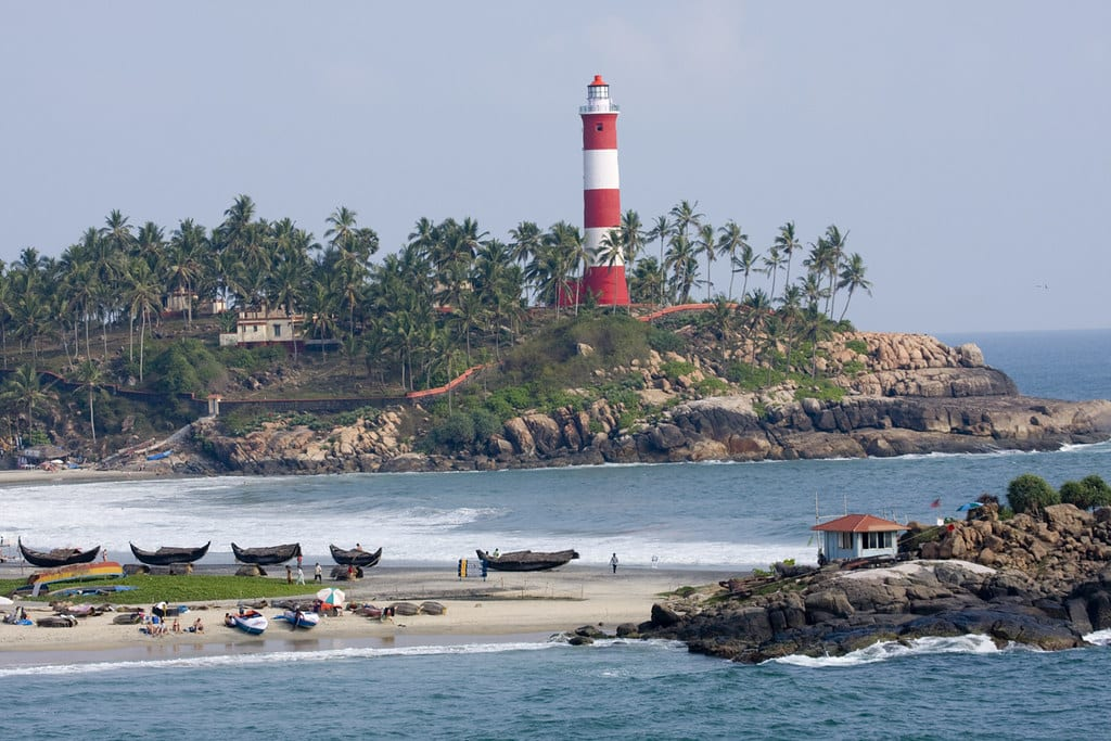 Hire a car and driver in Kovalam