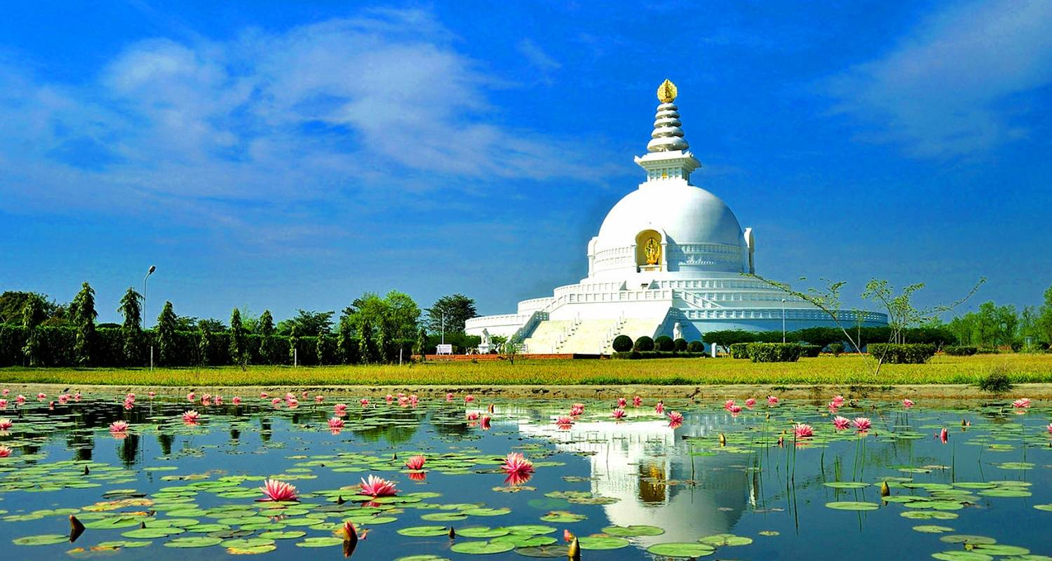 Hire a car and driver in Lumbini
