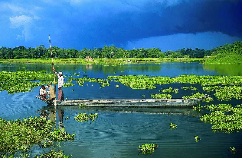 Hire a car and driver in Majuli