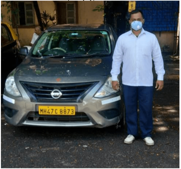 Driver in Mumbai: Ashutosh Upadhyay