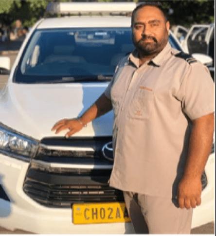 Driver in Punjab: Narinder Singh