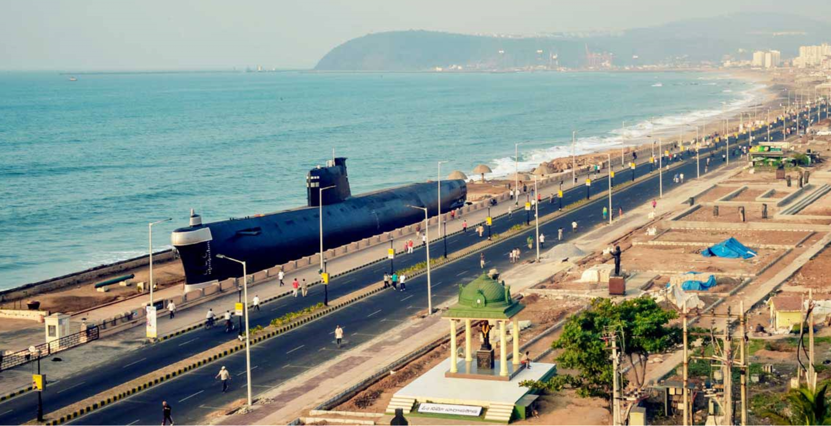 Hire a car and driver in Visakhapatnam