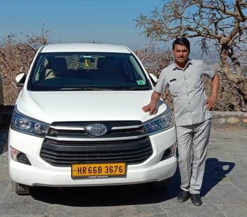 Driver in Delhi: Sarjeet Singh