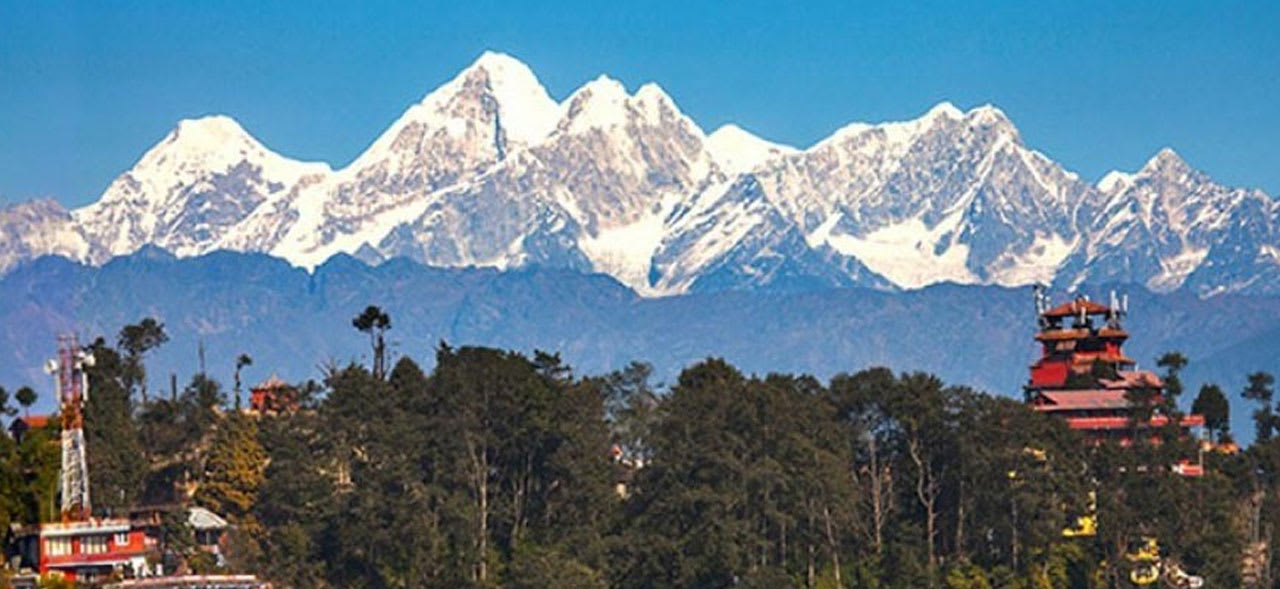 Hire a car and driver in Nagarkot