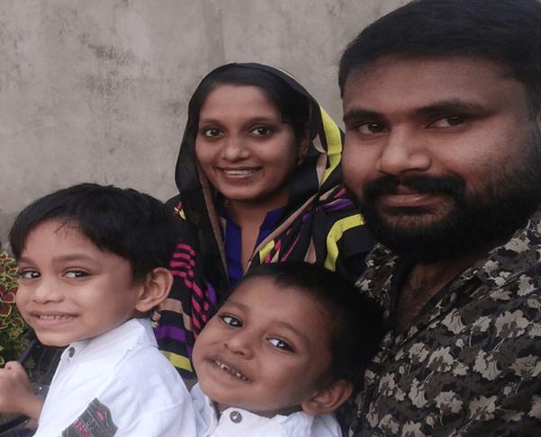 Driver in Kerala: Shafeek Hameed