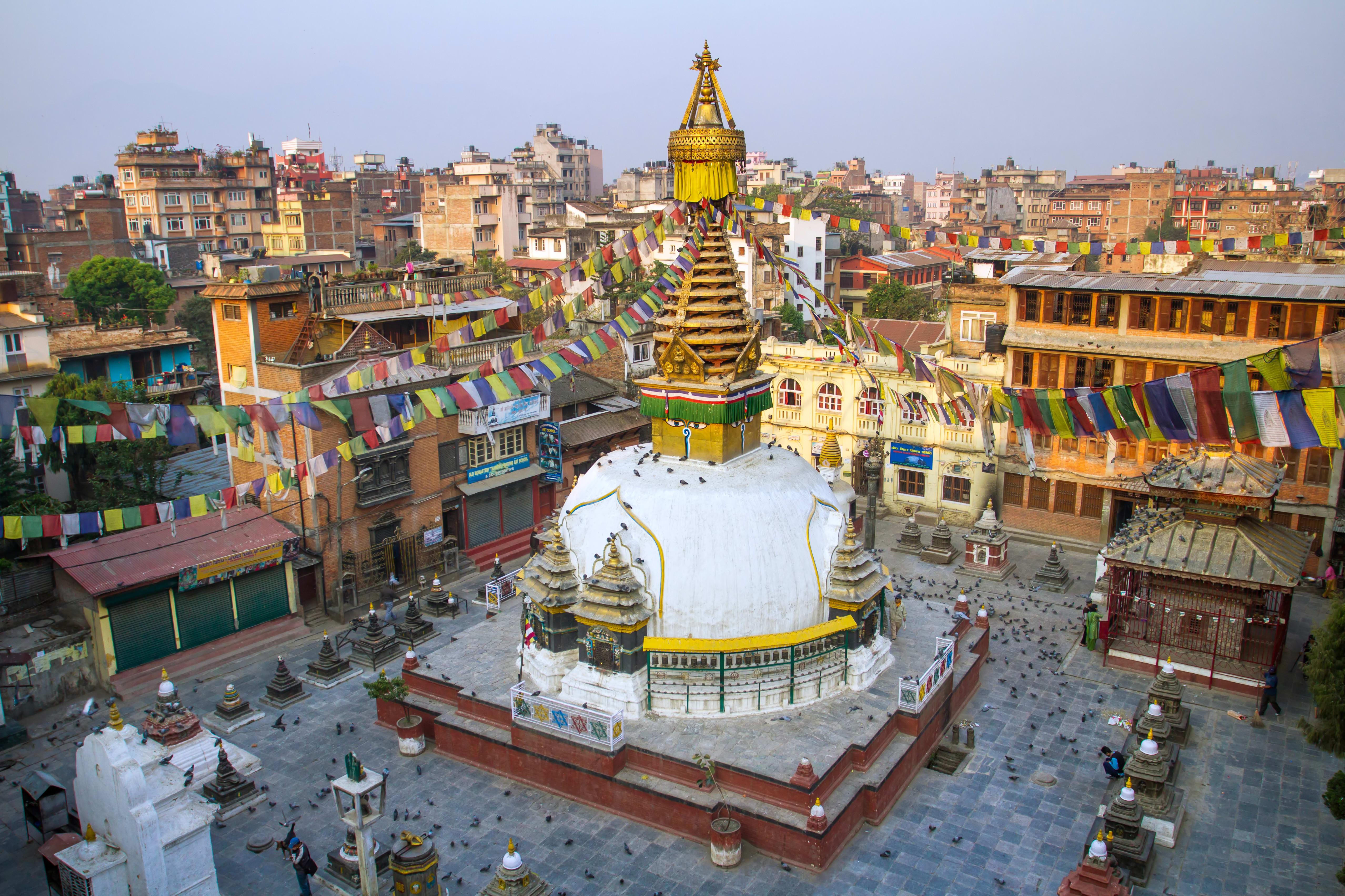 Hire a car and driver in Kathmandu