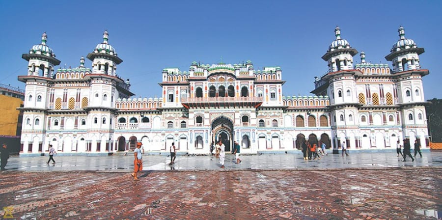 Hire a car and driver in Janakpur