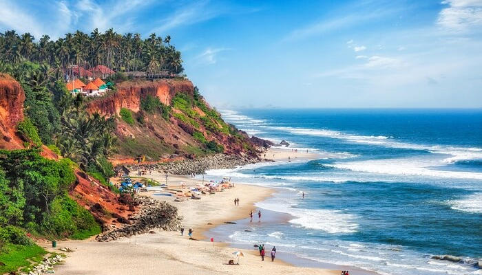 Hire a car and driver in Varkala