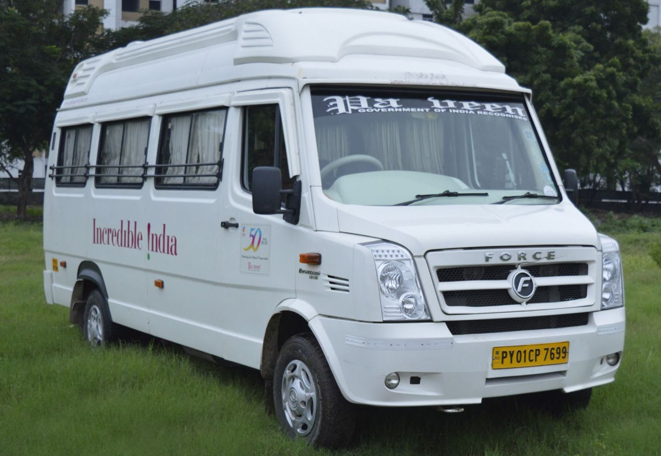 Chauffeured vehicles available in India