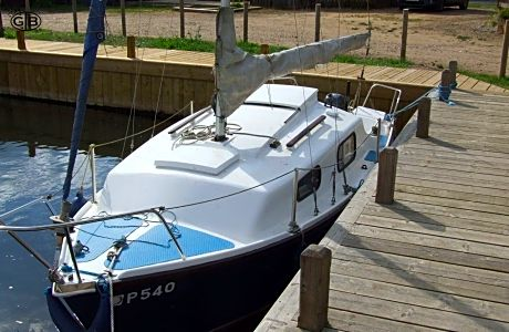 Sailmaster 18 wo Engine