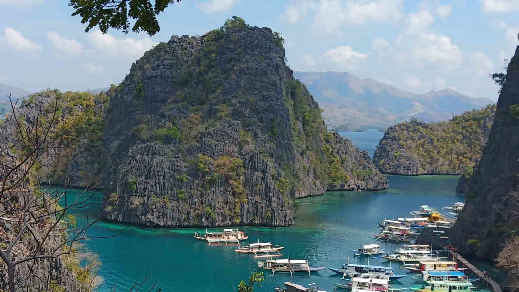 Coron To Welcome Local Tourists Beginning Dec. 1