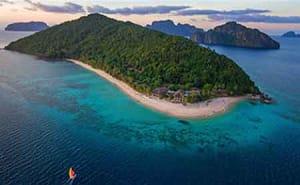 El Nido Resorts named Asia's best