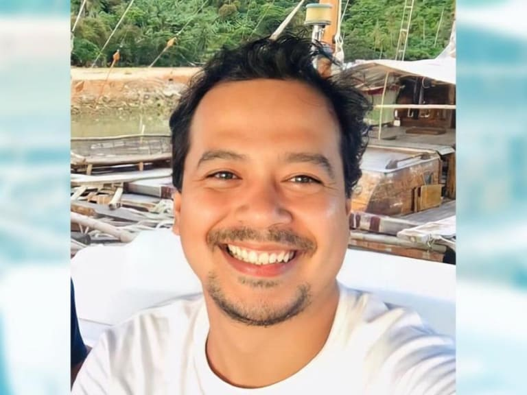 John Lloyd Cruz's simple trip in Palawan