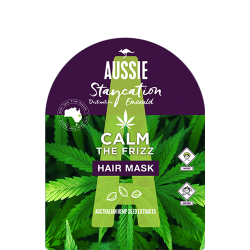 Calm The Frizz Hair Mask & Cap