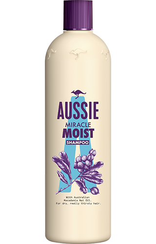 is aussie miracle moist shampoo sulfate free