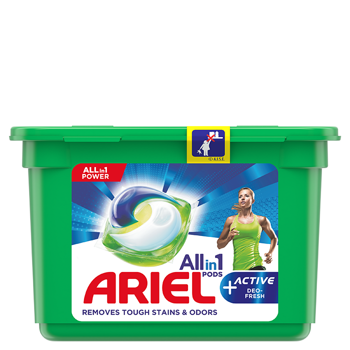 Kapsle Ariel All-in-1 +Odour Defence