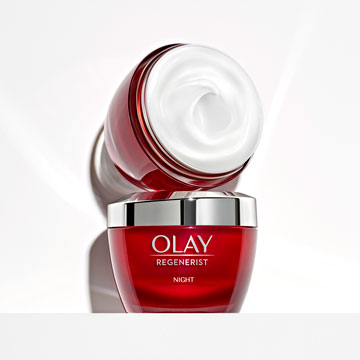 Olay Regenerist Night Face Cream | Fragrance Free, 50ml