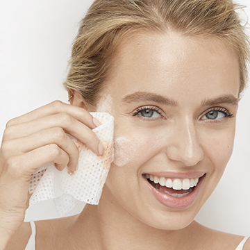 Daily Facials Dry Face Cloths For Normal Skin -  SI5